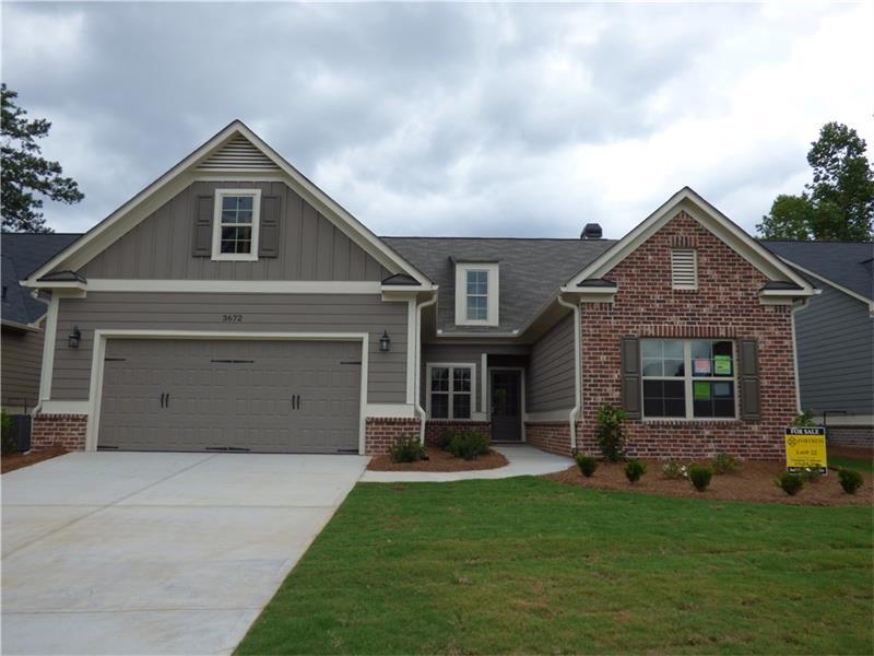3672 Foxtrot Trail NW, Kennesaw, GA 30144 (MLS #5674230) :: North Atlanta Home Team