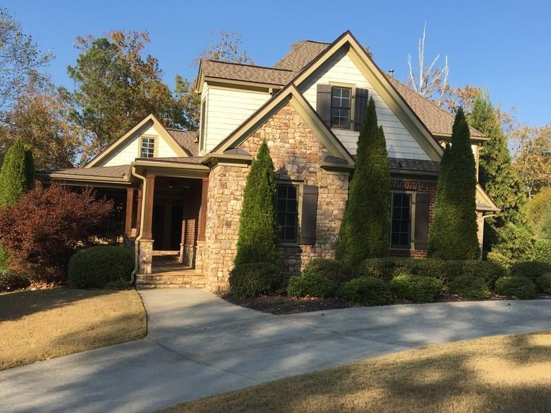 401 Stratford Estates Manor, Canton, GA 30115 (MLS #5677094) :: North Atlanta Home Team