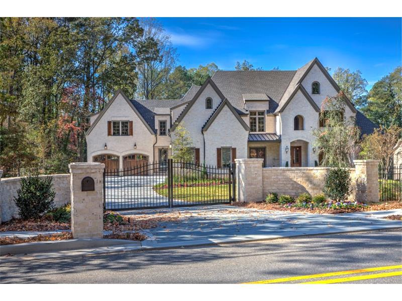 4922 Powers Ferry Road, Atlanta, GA 30327 (MLS #5684027) :: North Atlanta Home Team