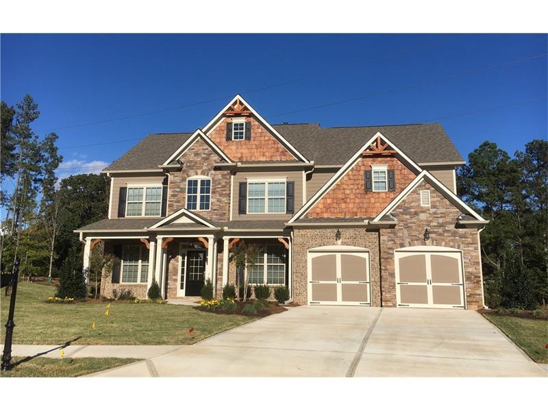 4118 Bradbury Lane, Alpharetta, GA 30022 (MLS #5685772) :: Carrington Real Estate Services