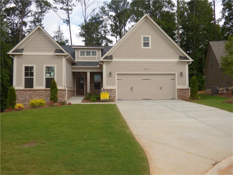 3660 Foxtrot Trail NW, Kennesaw, GA 30144 (MLS #5692808) :: North Atlanta Home Team