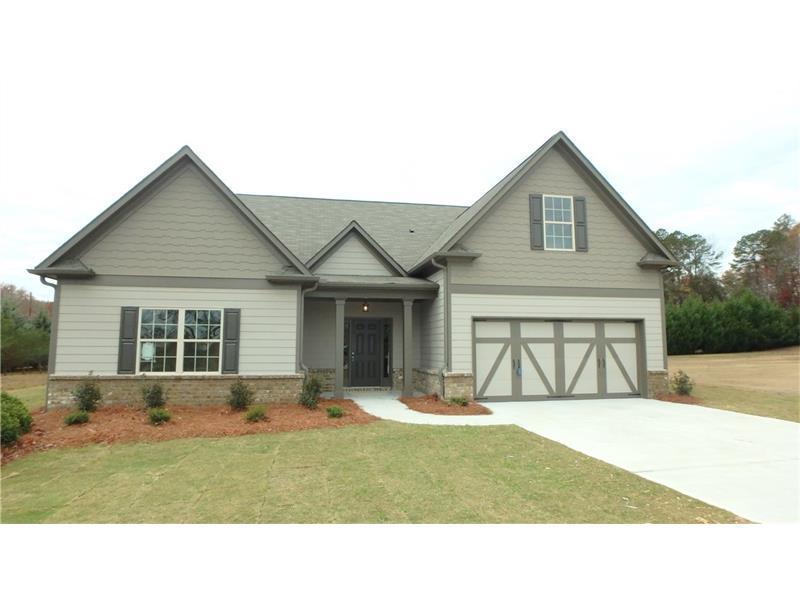 121 Ellington Drive, Jefferson, GA 30549 (MLS #5696262) :: North Atlanta Home Team