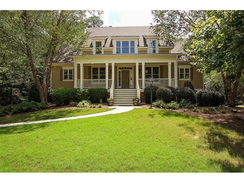 175 Whitegate Drive, Fayetteville, GA 30215 (MLS #5709592) :: North Atlanta Home Team
