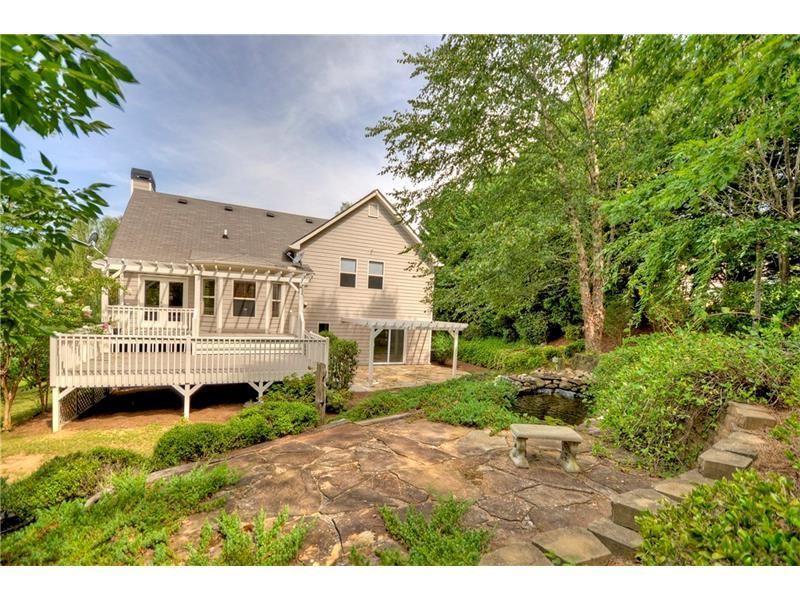 142 Arbor Hills Trail, Talking Rock, GA 30175 (MLS #5711730) :: North Atlanta Home Team