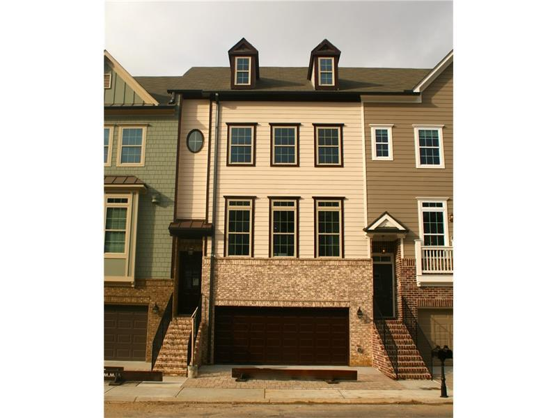 2138 Old Georgian Terrace NW #285, Atlanta, GA 30318 (MLS #5714336) :: North Atlanta Home Team