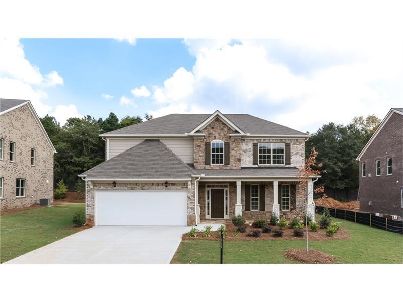 4181 Secret Shoals Way, Buford, GA 30518 (MLS #5725365) :: North Atlanta Home Team