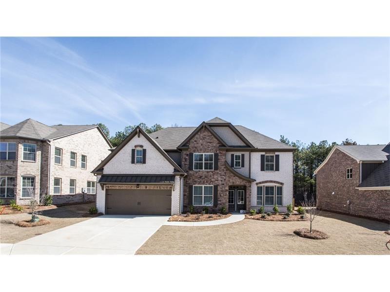 4131 Secret Shoals Way, Buford, GA 30518 (MLS #5733035) :: North Atlanta Home Team