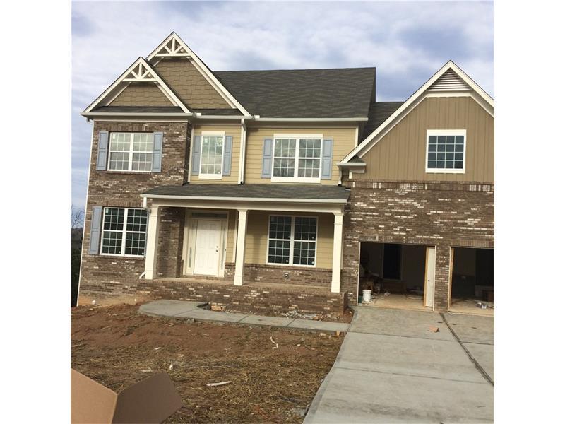 303 Eagle Rock Drive, Acworth, GA 30101 (MLS #5733590) :: North Atlanta Home Team