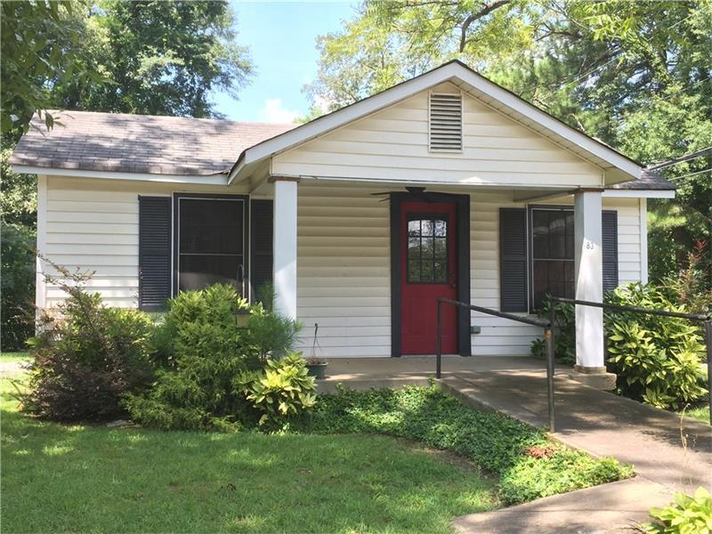 83 Austin Avenue NE, Marietta, GA 30060 (MLS #5735633) :: North Atlanta Home Team