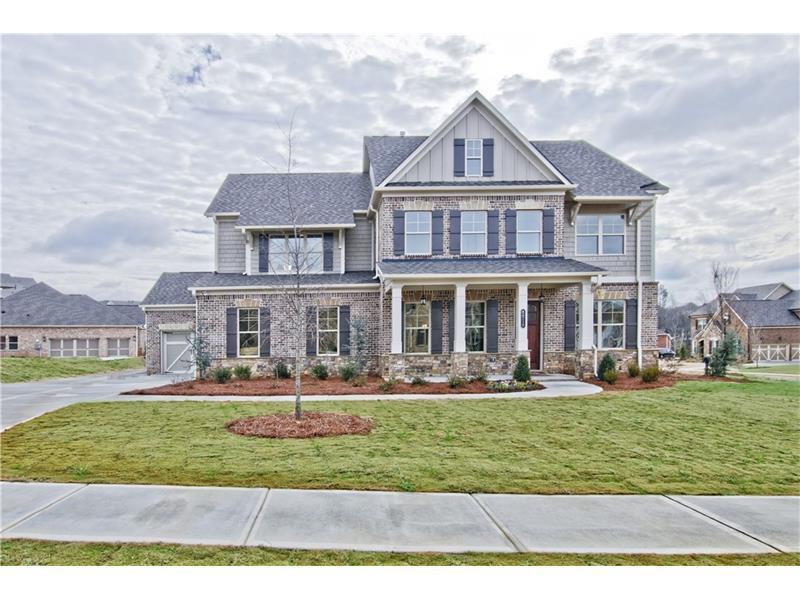 6110 Woodlawn Drive, Suwanee, GA 30024 (MLS #5746259) :: North Atlanta Home Team