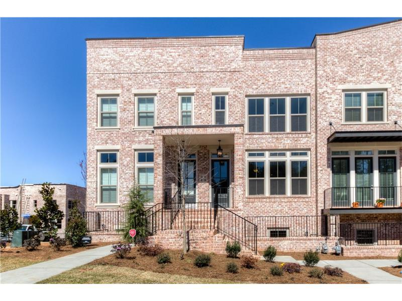 53 Weston Drive #11, Sandy Springs, GA 30328 (MLS #5768847) :: Carrington Real Estate Services