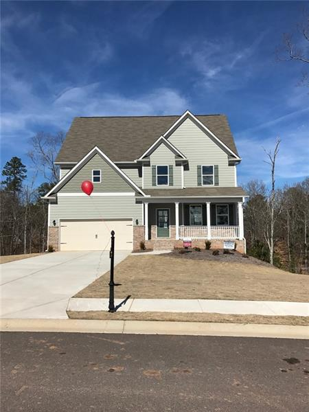 1312 Windstone Drive, Winder, GA 30680 (MLS #5853489) :: The Bolt Group