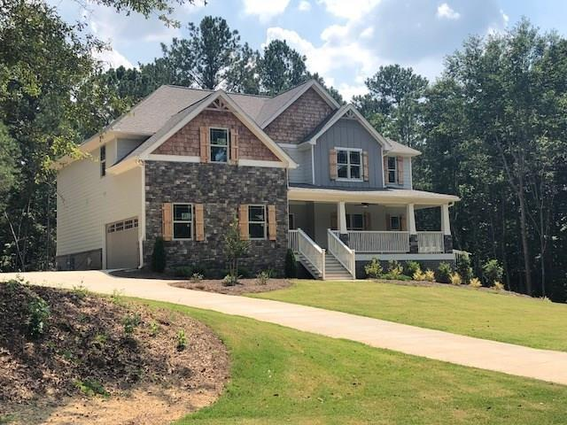 25 Cornish Lane, Covington, GA 30014 (MLS #5942660) :: The Cowan Connection Team