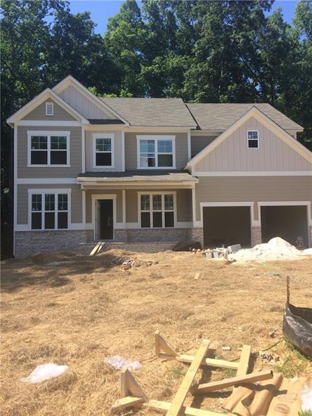 4957 Crider Creek Drive, Powder Springs, GA 30127 (MLS #5954740) :: Carr Real Estate Experts