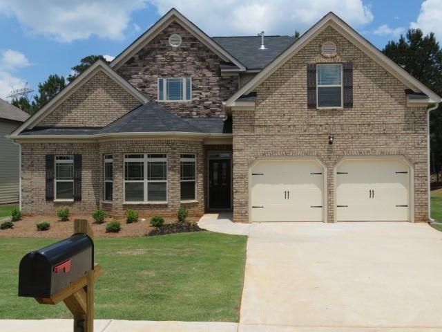 556 Caledon Way, Hampton, GA 30228 (MLS #6048415) :: Rock River Realty
