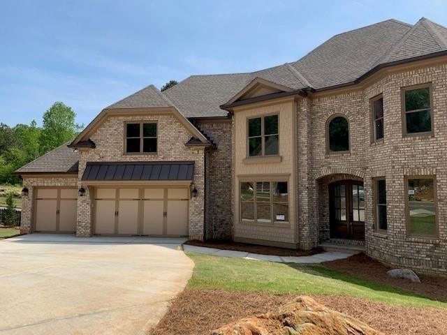 1816 Blue Granite Court, Marietta, GA 30066 (MLS #6057804) :: RE/MAX Paramount Properties