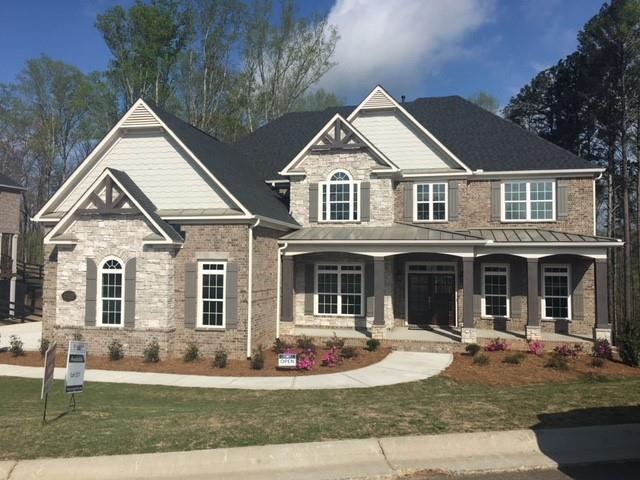 821 Chestnut Place, Milton, GA 30004 (MLS #6503716) :: Iconic Living Real Estate Professionals