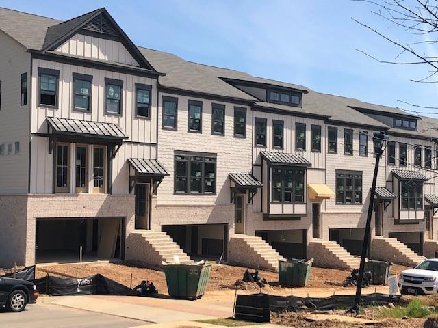 1122 Provence Lane #71, Decatur, GA 30033 (MLS #6505239) :: Iconic Living Real Estate Professionals