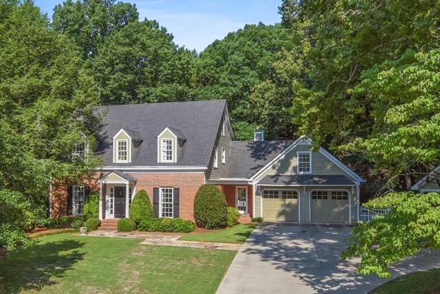 610 Chestnut Hall Lane, Atlanta, GA 30327 (MLS #6522330) :: North Atlanta Home Team