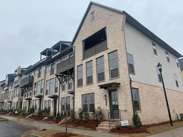 2451 Figaro Drive #197, Atlanta, GA 30339 (MLS #6582125) :: RE/MAX Prestige