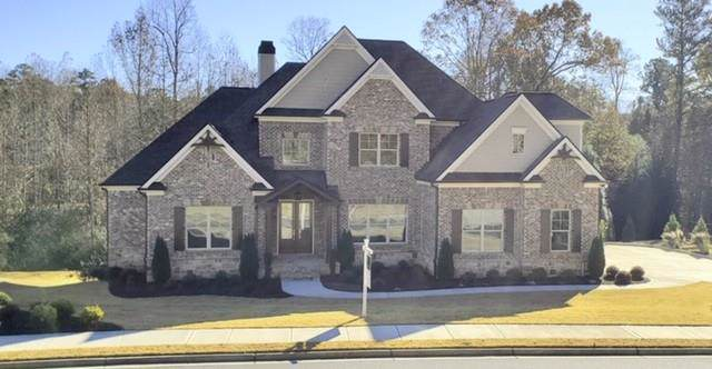 719 Creekside Bend, Alpharetta, GA 30004 (MLS #6642642) :: North Atlanta Home Team