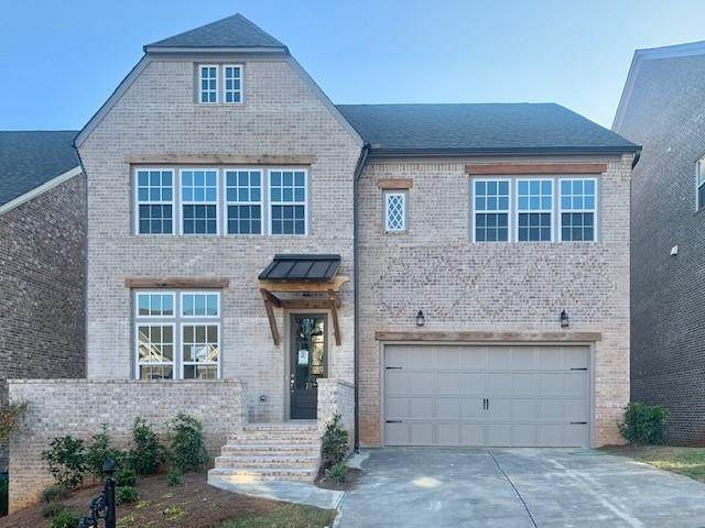 425 Baroque Drive, Alpharetta, GA 30009 (MLS #6751647) :: North Atlanta Home Team