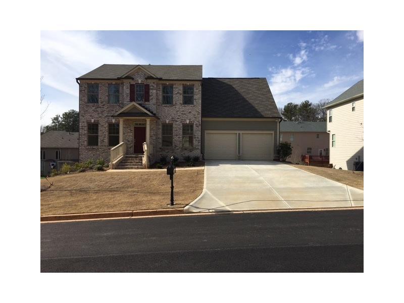 6756 Daniel Springs Way, Austell, GA 30168 (MLS #5615013) :: North Atlanta Home Team