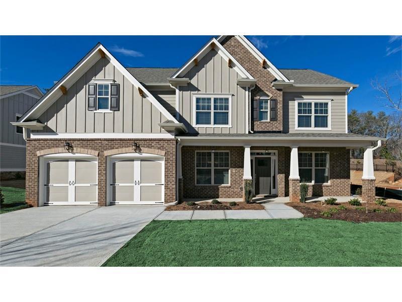4128 Bradbury Lane, Alpharetta, GA 30022 (MLS #5690341) :: North Atlanta Home Team