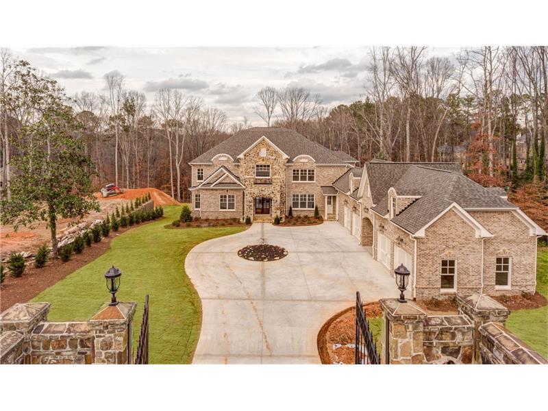 4241 Paper Mill Road SE, Marietta, GA 30067 (MLS #5700110) :: North Atlanta Home Team