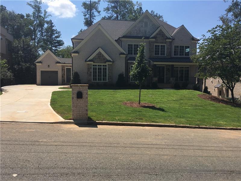 580 High Point Lane, Atlanta, GA 30342 (MLS #5700196) :: North Atlanta Home Team