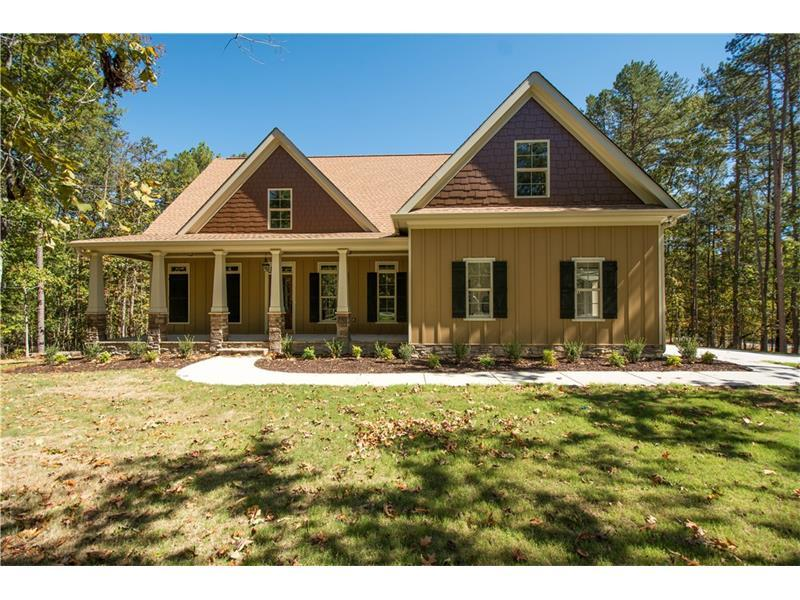 5 Branson Mill Drive NW, Cartersville, GA 30120 (MLS #5710141) :: North Atlanta Home Team