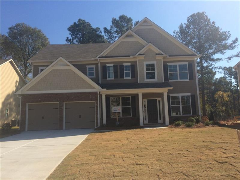 4103 Bunker Drive SW, Austell, GA 30106 (MLS #5722892) :: North Atlanta Home Team