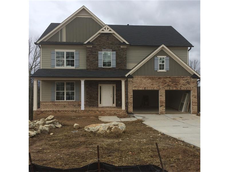 263 Eagle Rock Drive, Acworth, GA 30101 (MLS #5733547) :: North Atlanta Home Team