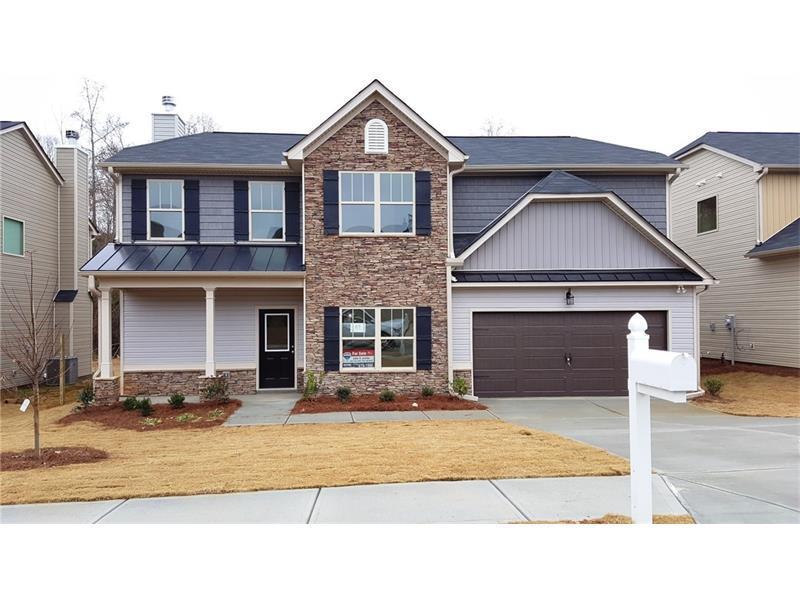 351 Shady Glen, Dallas, GA 30132 (MLS #5739470) :: North Atlanta Home Team