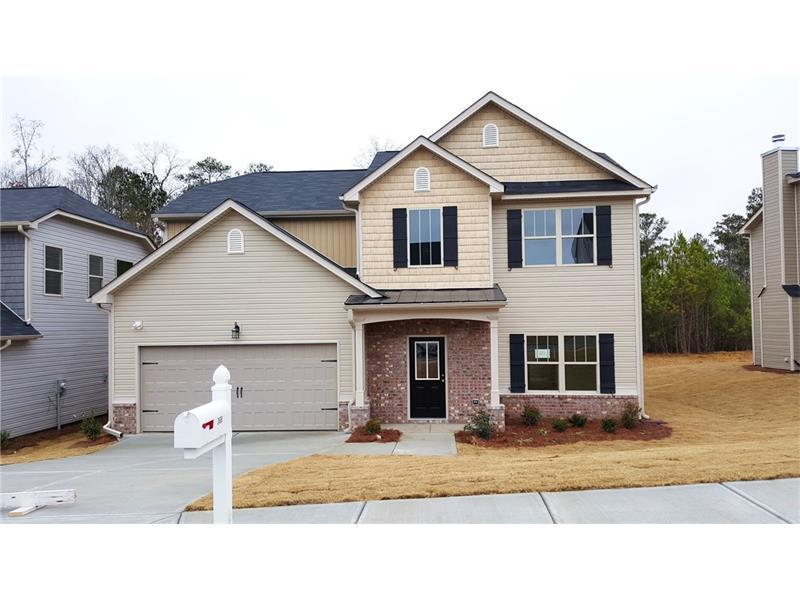 369 Shady Glen, Dallas, GA 30132 (MLS #5739471) :: North Atlanta Home Team