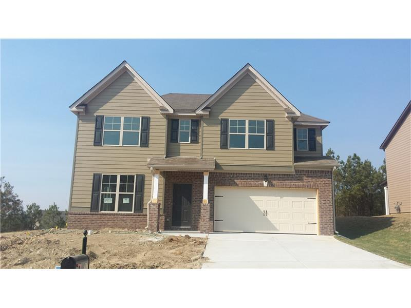 27 Huntleigh Shores Overlook, Dallas, GA 30132 (MLS #5743152) :: North Atlanta Home Team