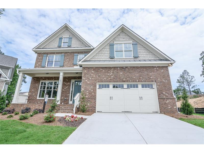 2278 Caraway Court, Marietta, GA 30066 (MLS #5802328) :: Carrington Real Estate Services