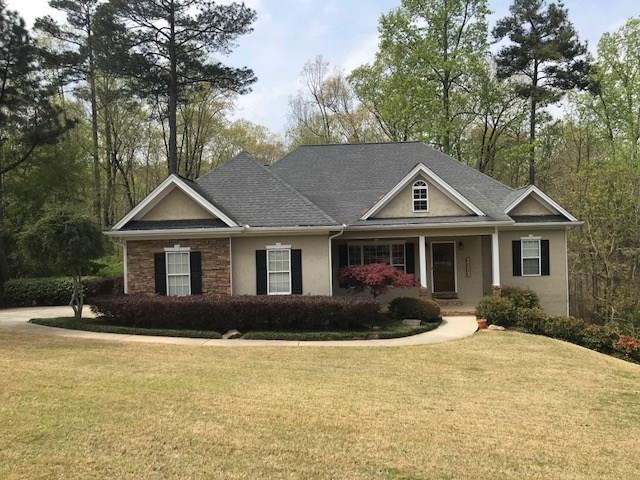 1125 Windridge Drive, Loganville, GA 30052 (MLS #5858716) :: Carr Real Estate Experts