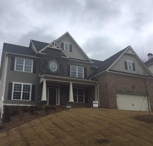 355 Heritage Overlook, Woodstock, GA 30188 (MLS #5890858) :: Path & Post Real Estate