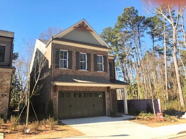 230 Jasmine Garden Way, Alpharetta, GA 30009 (MLS #5918406) :: North Atlanta Home Team