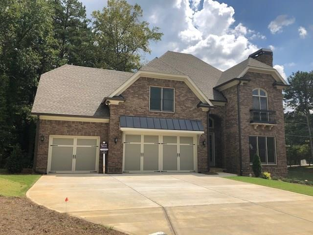 1820 Blue Granite Court, Marietta, GA 30066 (MLS #5923111) :: The Cowan Connection Team