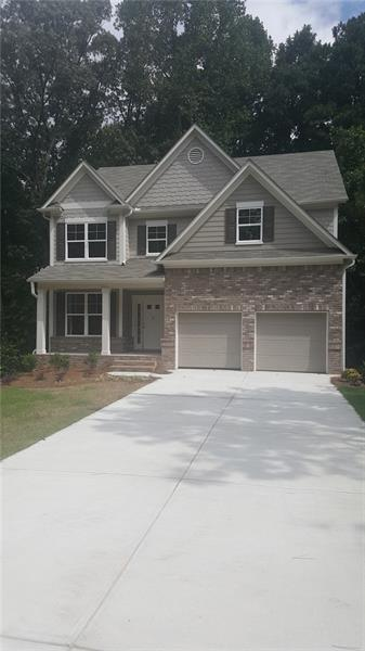 4936 Crider Creek Drive, Powder Springs, GA 30127 (MLS #5976590) :: The Bolt Group