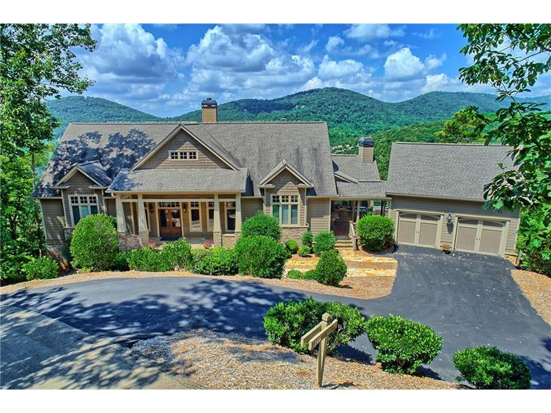 166 Summit Circle, Big Canoe, GA 30143 (MLS #5536270) :: Carrington Real Estate Services