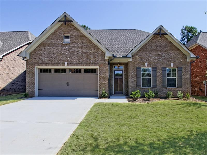 705 Valley Glen Drive, Dacula, GA 30019 (MLS #5681921) :: North Atlanta Home Team