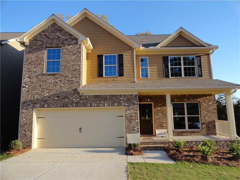 1465 Ox Bridge Way, Lawrenceville, GA 30043 (MLS #5712089) :: North Atlanta Home Team