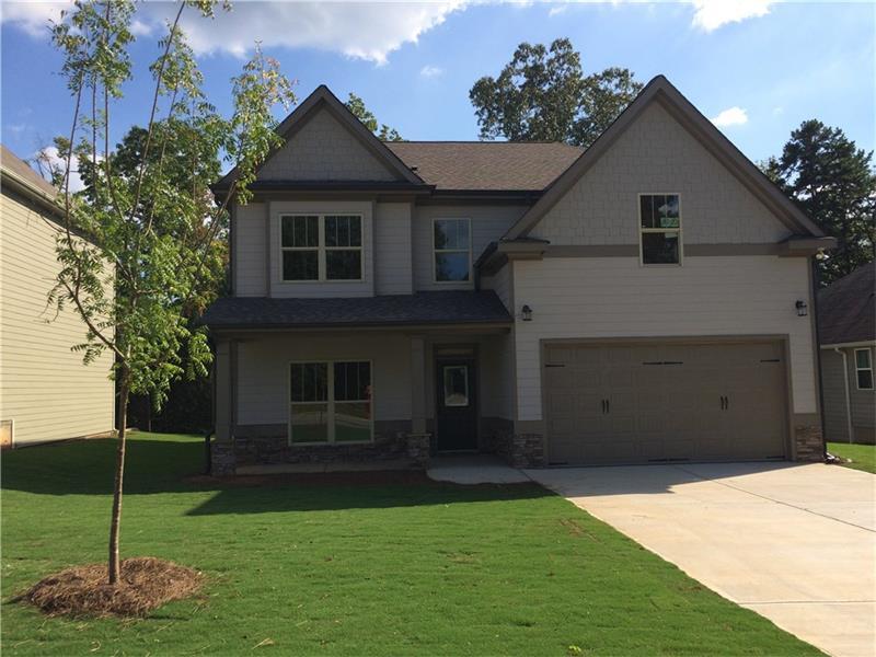 637 Longwood Place, Dallas, GA 30132 (MLS #5713390) :: North Atlanta Home Team