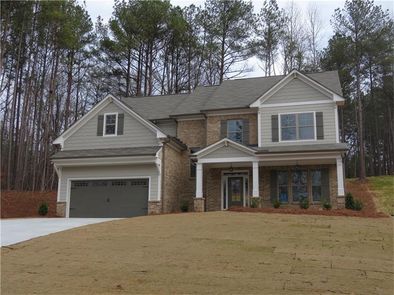 5641 Pleasant Woods Drive, Flowery Branch, GA 30542 (MLS #5747097) :: North Atlanta Home Team
