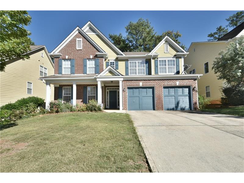 4617 Stone Lane, Stone Mountain, GA 30083 (MLS #5758460) :: North Atlanta Home Team