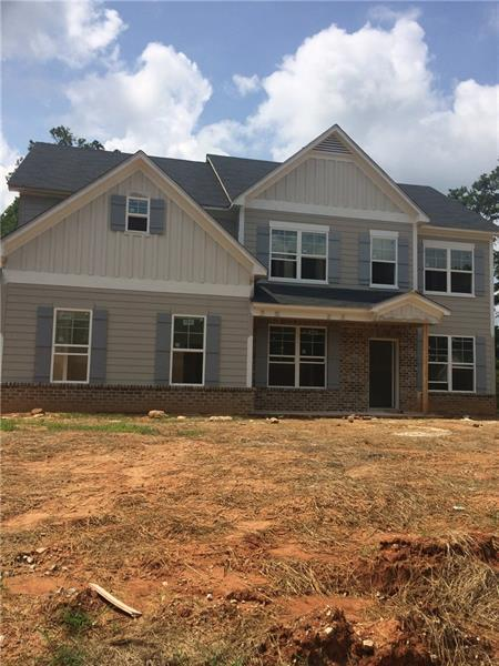 4925 Crider Creek Cove, Powder Springs, GA 30127 (MLS #5957068) :: North Atlanta Home Team