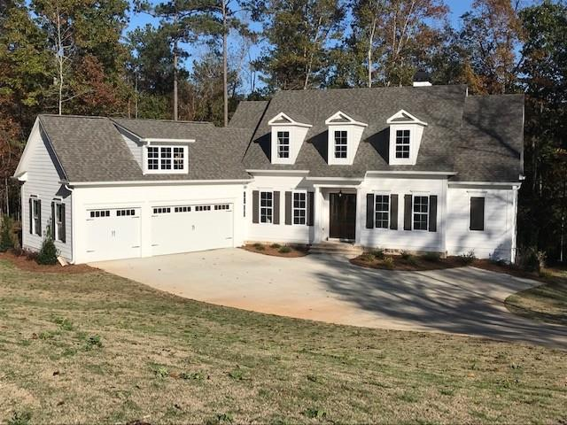 123 Silver Lake Way, Fayetteville, GA 30215 (MLS #6000561) :: RE/MAX Paramount Properties
